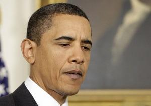 Обама прогнозирует рекордный дефицит бюджета в $1,6 трлн