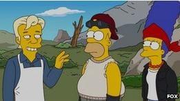 500-я серия Симпсонов с Ассанжем вышла в эфир
