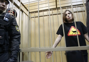 Толоконникова: сторонники Pussy Riot уже победили