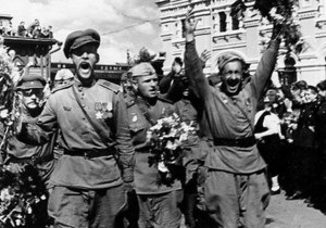 Сегодня - 67-я годовщина победы СССР в Великой Отечественной Войне