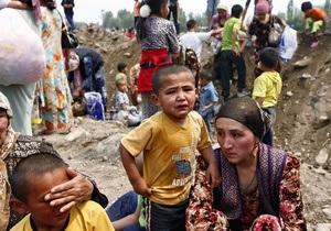 Беженцы начали возвращаться в Кыргызстан
