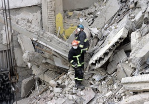 Из-под завалов обрушившегося в Тбилиси здания извлекли тела двоих рабочих