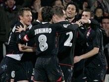 Лига 1: Дубль Фреда принес победу Лиону