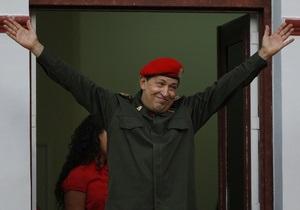 Уго Чавес развеял слухи о своей кончине