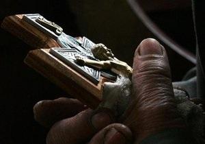 В Мариуполе хулиганы избили прихожан адвентистской церкви