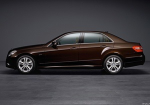 Воля и разум. Тест-драйв Mercedes-Benz E300