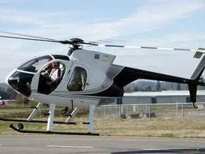 В Северной Каролине разбился вертолет