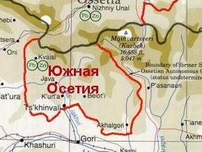 Власти Южной Осетии: Обстреляна юго-западная часть Цхинвали