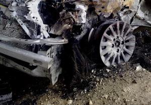 Семья из 30 человек погибла в автокатастрофе в Йемене
