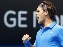Australian Open: Федерер проблем не знает