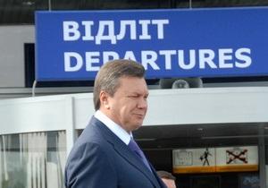 СМИ: Януковичу планируют купить три новых самолета