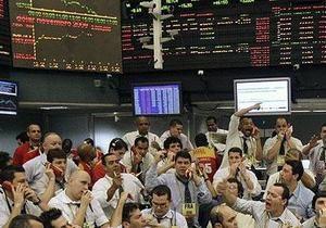 Рынки: Украинские акции падают из-за негатива извне