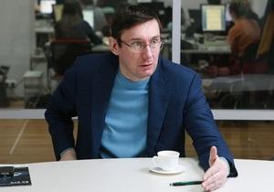 Интервью - Юрий Луценко - Корреспондент: Оппозиционер в законе. Интервью с Юрием Луценко