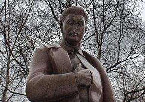 Памятник Сталину в Запорожье откроют 5 мая