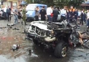 В результате теракта во Владикавказе погибли 17 человек. Еще 90 находятся в тяжелом состоянии