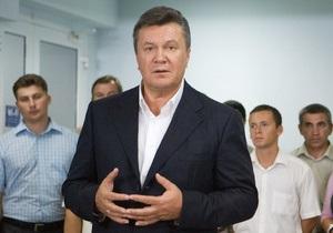 FT: В США критикуют Януковича за свертывание демократии