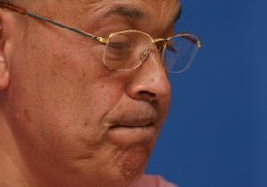 В КС поступило представление Ющенко о законности назначения Москаля