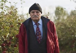 Что носит Али. Пожилой турок покоряет мир моды