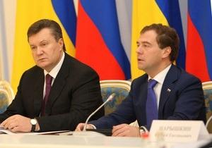 Янукович хочет, чтобы Украина и Россия совместно отмечали исторические даты