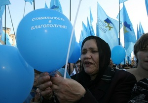 В Харькове появится музей Партии регионов