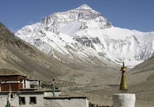 На Эверест провели высокоскоростной интернет и мобильную связь