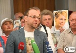 Защита Тимошенко обратится в Европейский суд, не дожидаясь решения по газовому делу
