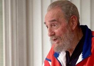 Фидель Кастро: В 80-х КНДР поставляла на Кубу автоматы Калашникова