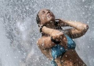 В Украине сохранится жаркая и сухая погода
