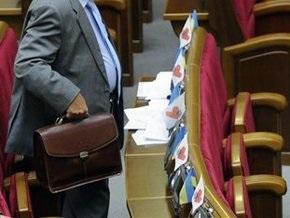 БЮТ не хочет блокировать Раду, опасаясь роспуска