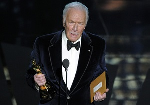 Оскар-2012: Лучшим актером второго плана назван Кристофер Пламмер