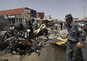 В Афганистане прогремел взрыв: семь человек погибли