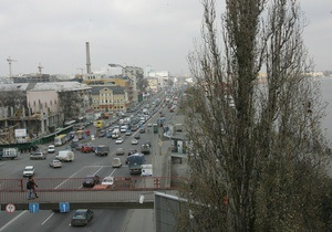 Власти планируют соединить Подольский мост с массивом Троещина в Киеве в течение двух лет