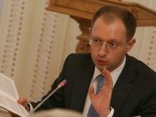 Яценюк заявил, что спас коалицию от распада