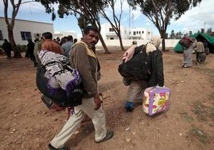 В ООН не исключают, что прибывающих из Ливии в Европу мигрантов используют как оружие