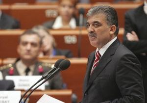 Президент Турции назвал Кипр недогосударством, которое может возглавить  жалкий союз  ЕС