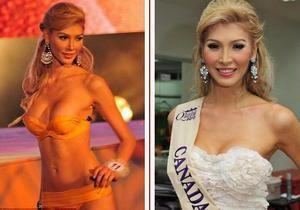 Сменившая пол Дженна Талакова не смогла пробиться в финал конкурса Мисс Вселенная