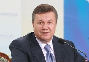Янукович пообещал уберечь Украину от сепаратизма и расколов