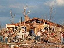 Жертвами торнадо в США стали 21 человек