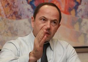 Тигипко раскритиковал Тимошенко: Кабмин утратил чувство реальности