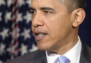 Обама планирует заморозить зарплаты федеральным служащим