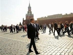 СМИ: Медведев сменит главу своей администрации