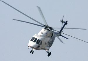 В России Ми-8 обледенел во время полета