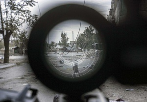 В Сирии войскам оппозиции удалось захватить базу ВВС