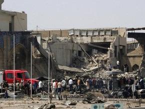 В Багдаде при взрыве погибли два человека