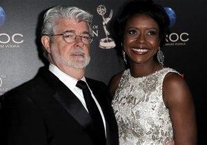 Новости кино: Режиссер Звездных войн Джордж Лукас женился во второй раз