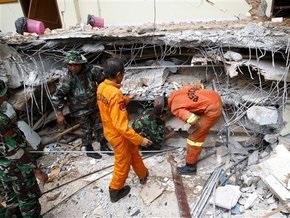 Число жертв землетрясений в Индонезии достигло 770 человек