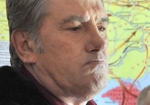 Ющенко запретил однопартийцам праздновать День Соборности на Софийской площади - источник