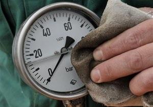 Украина в начале года наполовину сократила импорт российского газа