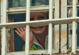 Жители всех регионов, кроме Донбасса, считают дела против Тимошенко политическими - опрос