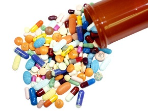 Импорт медикаментов в Украину в январе сократился на 70%